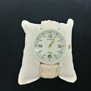 Sprout Watch Genuine Fish Leather Biodegradable